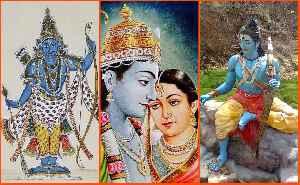 Rama: Hindu deity