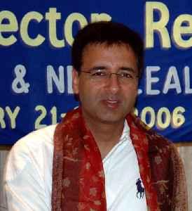 Randeep Surjewala: Indian politician