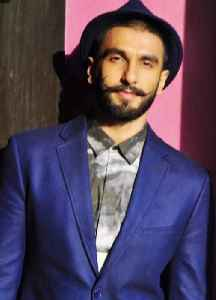 Ranveer Singh: Indian actor