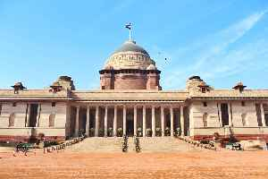 Rashtrapati Bhavan: Official home of the President of India