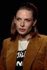 Rebecca Ferguson: Swedish actress