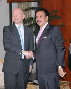 Rehman Malik: Politician in Pakistan