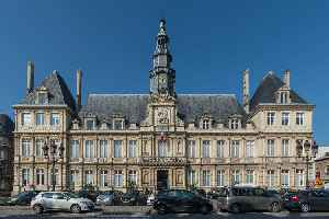 Reims: Subprefecture and commune in Grand Est, France