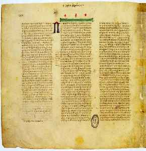 Religious text: Texts which religious traditions consider to be central to their practice or beliefs