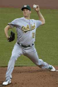 Rich Hill (pitcher): American baseball player
