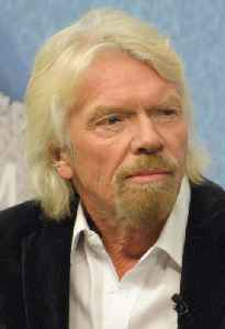 Richard Branson: British business magnate, investor and philanthropist
