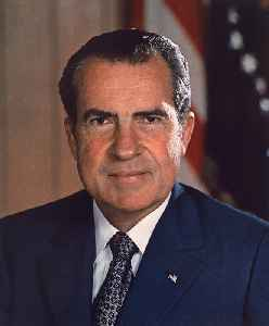 Richard Nixon: 37th president of the United States