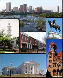 Richmond, Virginia: Capital of Virginia