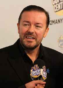 Ricky Gervais: English comedian, actor, director, and writer