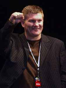 Ricky Hatton: English former professional boxer