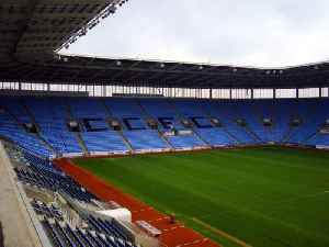Ricoh Arena: Football stadium