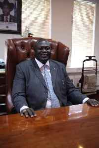 Riek Machar: First vice president of the independent Republic of South Sudan