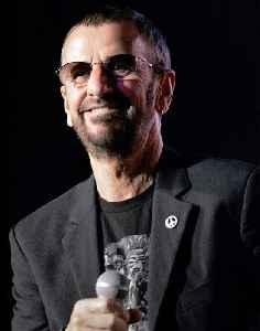 Ringo Starr: British musician, drummer for the Beatles