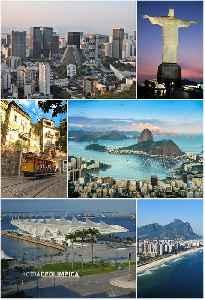 Rio de Janeiro: Capital of state of Rio de Janeiro, Brazil