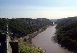 River Avon, Bristol: River in the south west of England