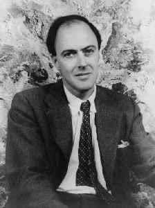 Roald Dahl: British novelist, short story writer, poet, fighter pilot, and screenwriter