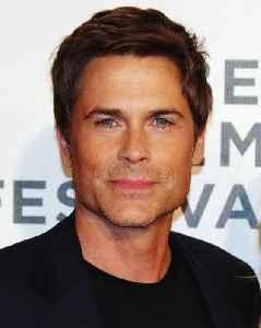 Rob Lowe: American actor