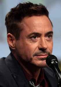 Robert Downey Jr.: American actor