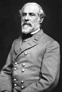 Robert E. Lee: Confederate States Army commander