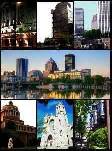 Rochester, New York: City in Western New York