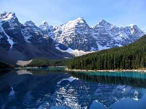 Rocky Mountains: Mountain range in North America