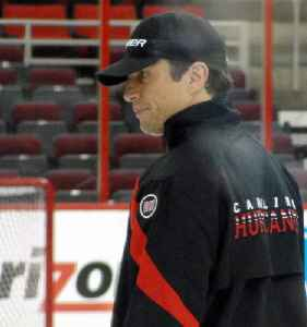 Rod Brind'Amour: Canadian ice hockey player