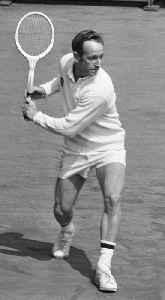 Rod Laver: Australian tennis player