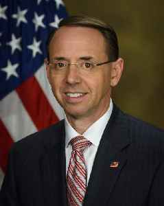Rod Rosenstein: American lawyer