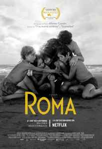 Roma (2018 film): 2018 film directed by Alfonso Cuarón