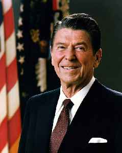 Ronald Reagan: 40th president of the United States