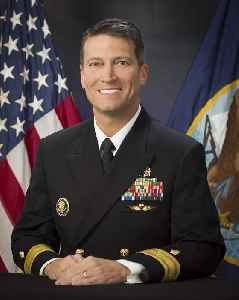 Ronny Jackson: U.S. Navy Rear Admiral and physician