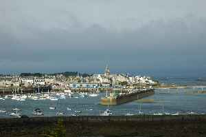 Roscoff: Commune in Brittany, France