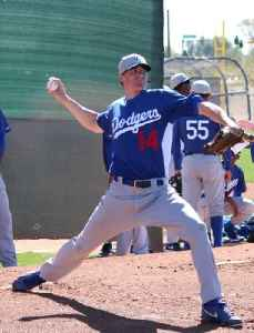 Ross Stripling: American Baseball Player for the Los Angeles Dodgers