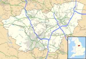 Rotherham: Town in South Yorkshire, England