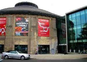 Roundhouse (venue): Performing arts and concert venue in  Chalk Farm, London, England