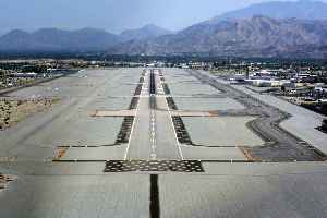 Runway: Area of surface used by aircraft to takeoff from and land on