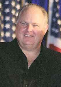 Rush Limbaugh: American radio talk show host, commentator, author, and television personality