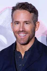 Ryan Reynolds: Canadian actor