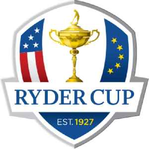 Ryder Cup: Men's golf competition between the USA and European team