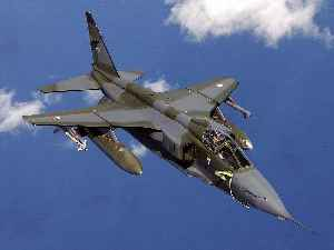 SEPECAT Jaguar: Strike aircraft