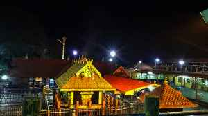 Sabarimala: Temple in Pathanamthitta District, Kerala, India