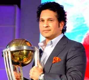 Sachin Tendulkar: Former Indian international cricketer, regarded as one of the greatest batsmen of all time