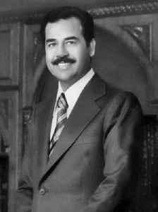 Saddam Hussein: Iraqi politician and President