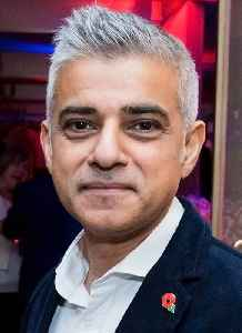 Sadiq Khan: British politician