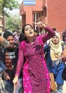 Safoora Zargar: Student Activist