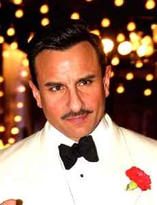 Saif Ali Khan: Indian film actor and producer