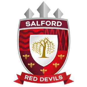 Salford Red Devils: English rugby league club