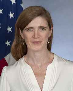 Samantha Power: Irish-American academic, author and diplomat
