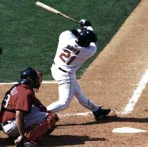 Sammy Sosa: Dominican baseball player