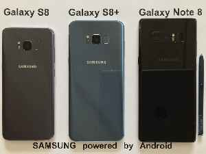 Samsung Galaxy: Series of Android mobile computing device and android applications
